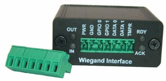 Wiegand Proximity Card Reader Access And Door Control