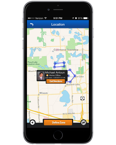 Gps Address Locator : Iphone and ipad app product electronic in out board