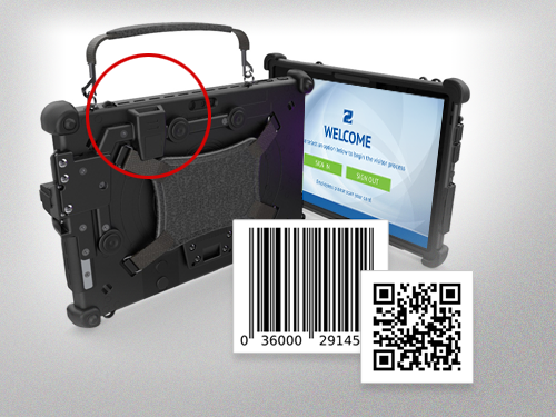 Barcode Scanning Option