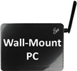 Small Wall-Mountable PC