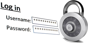 Secure Username and Passwords Using Active Directory