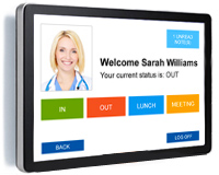 "32"" Enterprise Line Touch Screen Kiosk"