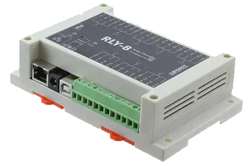 PoE Ethernet Relay Module