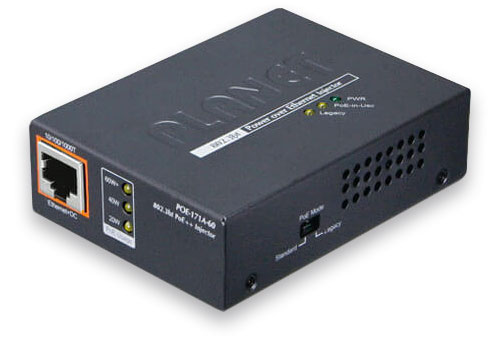 Power over Ethernet PoE Injector & Splitter