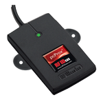 Prox Card Reader with Flanges