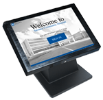 10 inch Desktop Touch Screen Patient Sign-In