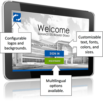 Customize Your Visitor Management Software