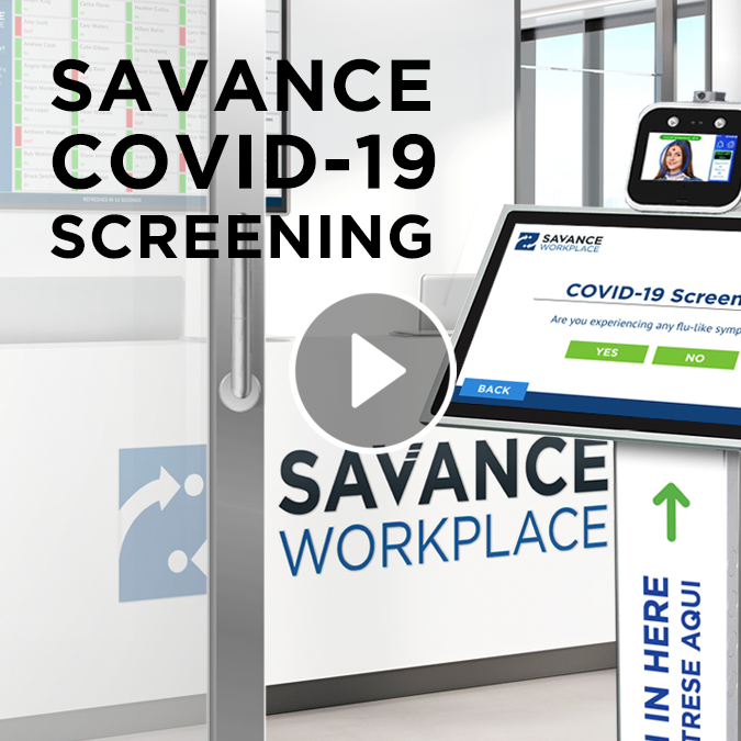 Watch COVID-19 Screening Solutions Introduction Video